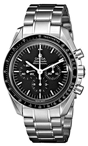Omega Speedmaster Moonwatch Professional - Reloj (Reloj de pulsera, Masculino, Acero, Acero inoxidable, Acero, Acero inoxidable)