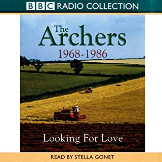 The Archers: Looking for Love 1968-1986 audiobook cover art