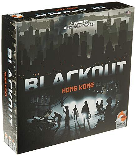 Blackout: Hong Kong Board Game