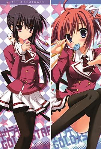 VENMO Haotone Tsubasa Easy-to-use 2 Way Max 67% OFF Tricot x Pillowcases Anime 60cm 180