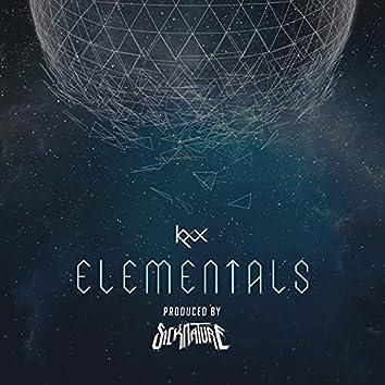 Elementals (feat. Sicknature, Orga, Ma3stro & Sykadelik)