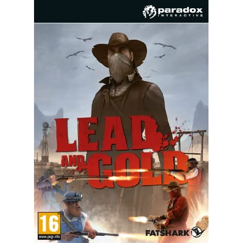 Lead and gold (PC) (UK)