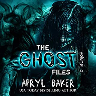 The Ghost Files 2 cover art