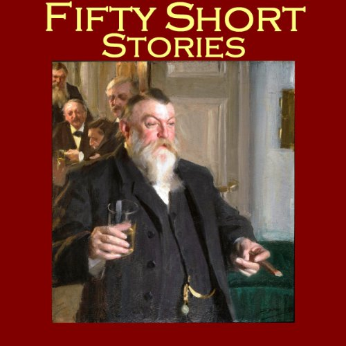 Fifty Short Stories audiobook cover art