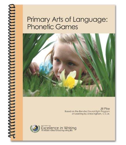 Primary Arts of Language: Phonetic Games