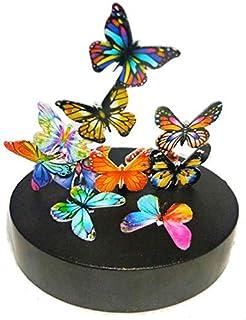 JULY PRO Magnetic Sculpture Butterflies Desktop Stress Relief Toy