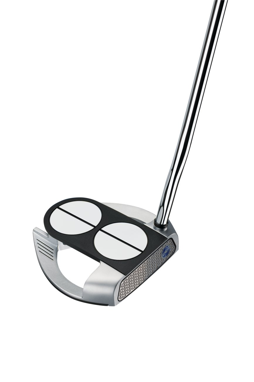 Product Image 5: Odyssey Golf Men's Lined Versa with Superstroke Grip Works 2-Ball Fang Putter