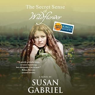 The Secret Sense of Wildflower audiobook cover art