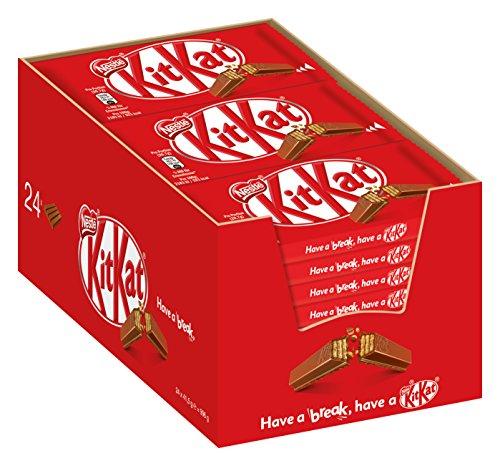 Nestlé KitKat Schokoriegel, 12er Pack (12 x 41,5 g)