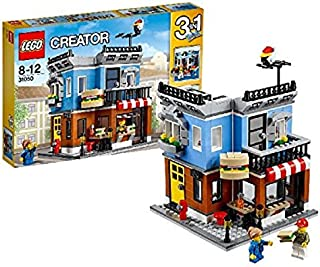 Lego-31050 Bar de la Esquina, Multicolor (31050)