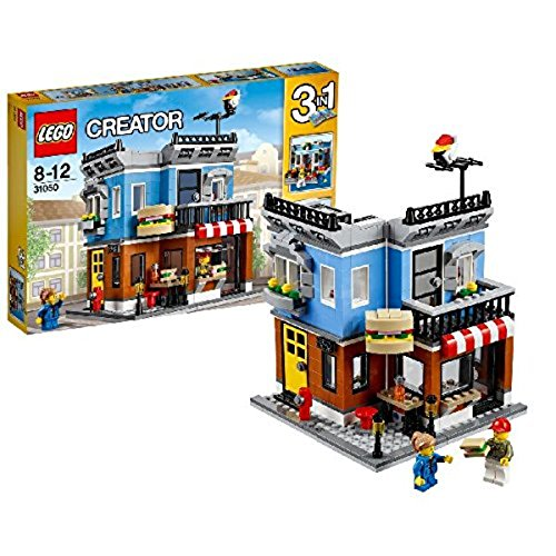 LEGO Creator 31050 - Feinkostladen, Bausteinspielzeug
