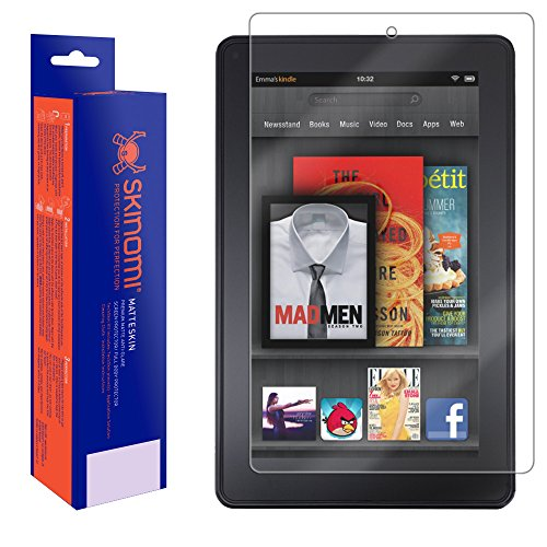 Skinomi Matte Screen Protector Compatible with Amazon Kindle Fire HD 7...
