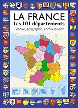 Paperback La France - Les 101 départements (French Edition) [French] Book