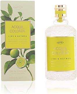 4711 Acqua Colonia Lime And Nutmeg Eau De Cologne Spray 170ml