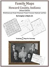 Family Maps of Howard County, Indiana
