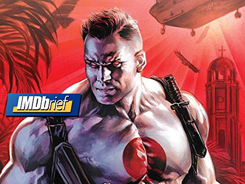 Bloodshot Equals Wolverine Plus RoboCop Multiplied by Memento