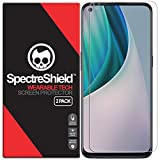 [2-Pack] Spectre Shield Screen Protector for OnePlus Nord N10 5G Case Friendly OnePlus Nord N10 Screen Protector Accessory TPU Clear Film