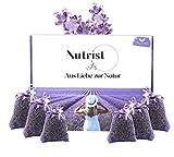 nutrist 10x Lavendelsäckchen - Duftsäckchen Kleiderschrank   Lavendel Duftsäckchen zum...