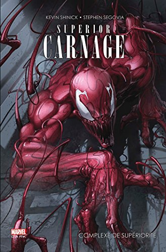 SPIDER-MAN : SUPERIOR CARNAGE