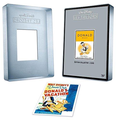 Les Trésors de Walt Disney : Donald de A à Z (de 1934 à 1941) - Édition Collector 2 DVD [FR Import]
