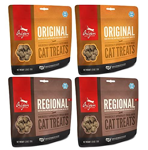 Orijen Regional Red Freeze-Dried Cat Treats