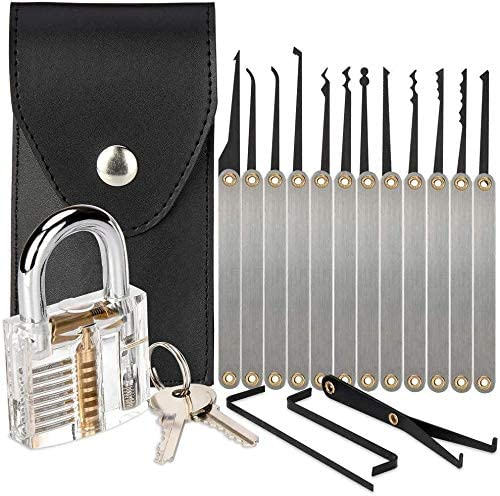 Stainless Steel Training Multitool Set Kit 18 PCS product image