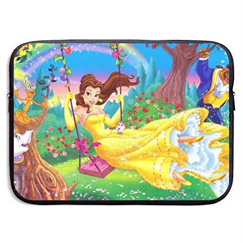 Beauty Beast Laptop Sleeve Bag 13/15 Inch Notebook Case - Waterproof And Scratch-Proof