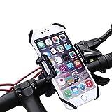Handyhalterung Fahrrad, Kasos Smartphone Halterung Universal Anti-Shake Fahrradhalterung 360 Grad...