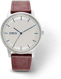 Zyros Dress Watch for Men, Quartz, Z9017M110749