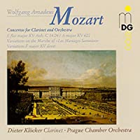 Clarinet Concerto in E Flat Major