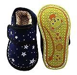 Enfant fait main Tissu / Coton Chaussures Épaississement Hiver Enfants chaussures-S