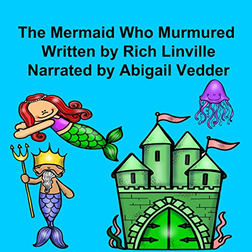 The Mermaid Who Murmured cover art
