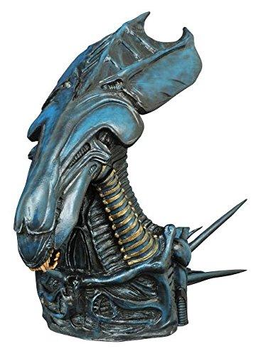 DIAMOND SELECT TOYS Aliens: Alien Xenomorph Queen Vinyl Bust Bank