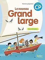 Nouveau grand large CP/Livre lecture