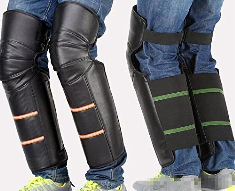 TTYY Leg Warmer Windproof Winter Knee Sleeves Waterproof Motorcycling Biking Outdoor Winter Kneepad