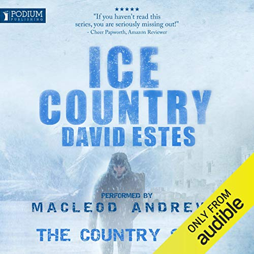 Couverture de Ice Country