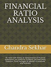Best theory of financial ratio analysis Reviews