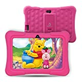 Dragon Touch Y88X Pro 7 inch Kids Tablets with Disney Story Contents, 2GB RAM 16GB ROM, Android 9.0...