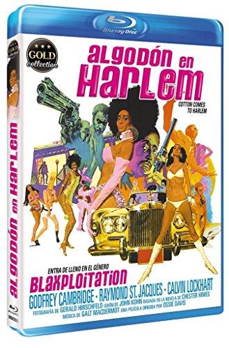 Algodón en Harlem [Blu-ray]