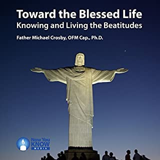 Toward the Blessed Life audiobook cover art