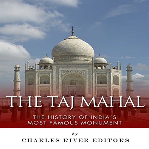 The Taj Mahal audiobook cover art