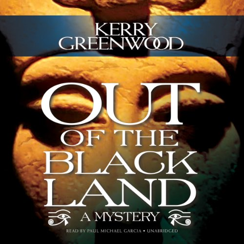 Out of the Black Land copertina