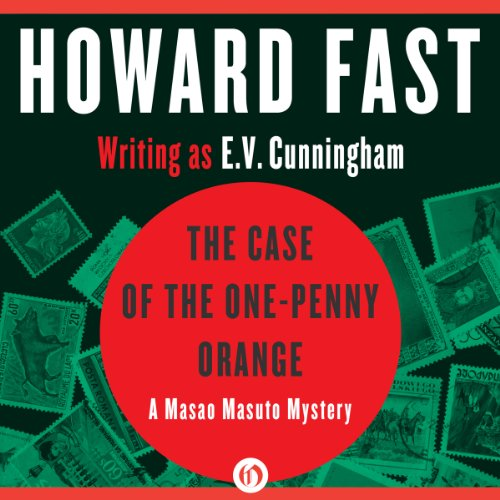 Couverture de The Case of the One-Penny Orange