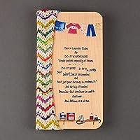 48K創造的な手織りの木製のカバーノートブックラインは、ノートブックメモ帳95 * 172 * 16ミリメートルの内側にバインディングオリジナルレトロブランクなし酸性紙をインストール, clothing 優れた品質