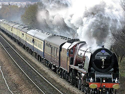 Classic British Steam Engines: Duchess Of Sutherland