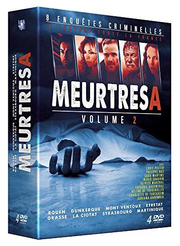 Meurtres à... - Intégrale - Volume 2 Francia DVD
