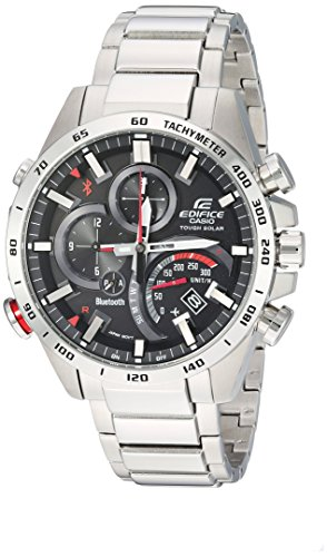 Casio Uomo Casio Edifice Tough Solar Guarda EQB-501XD-1A