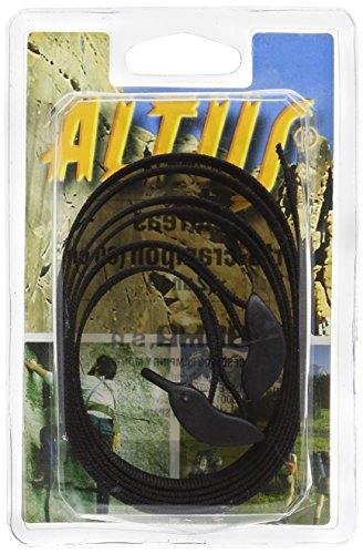 ALTUS Sac à Dos Ceinture Noir Noir 110 cm