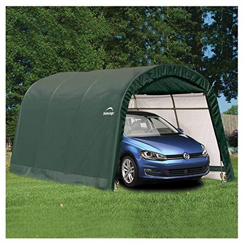 Rowlinson Shelterlogic 4.6 x 3m Round Style Portable Garage