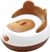Kindertoiletten baby mannelijke en vrouwelijke plassen kinderen toilet lade kleine toiletmaat (kleur: bruin, maat: (40 cm...